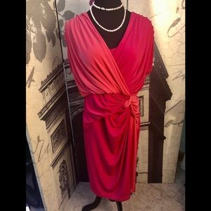 Beautiful dress by Maggy London in size 14